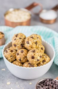 Healthy Peanut Butter Desserts
