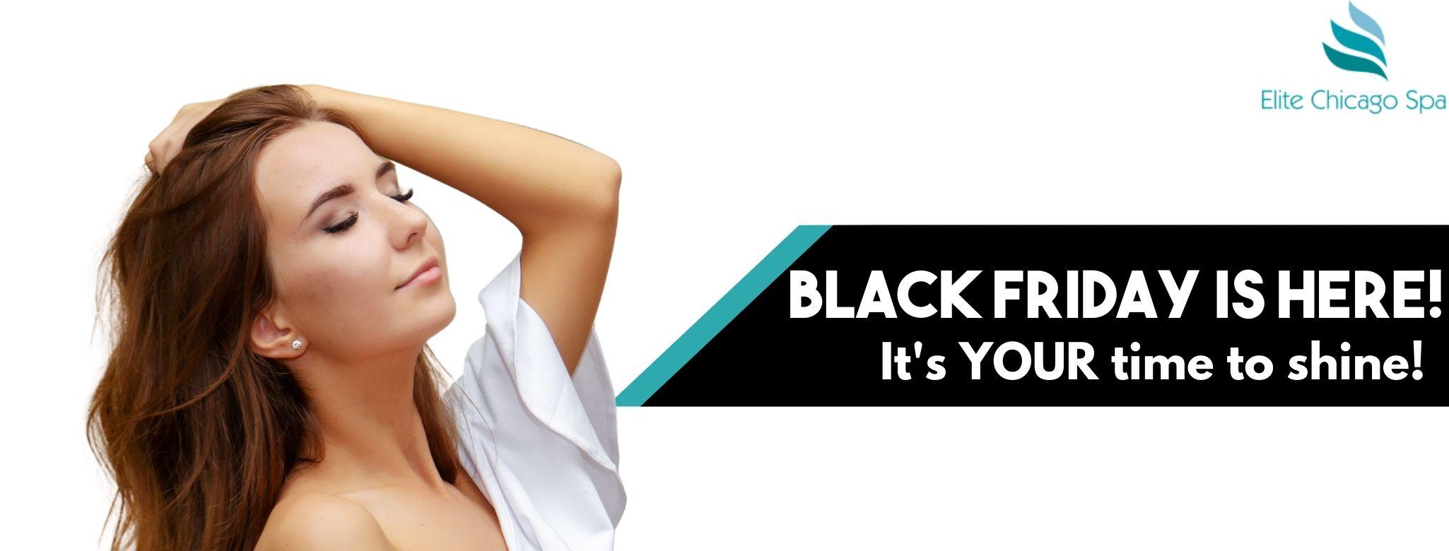Black friday spa deals 2020 Chicago IL