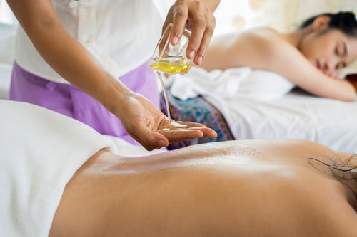 What are the advantages of a Deep Tissue Massage over a normal massage?
