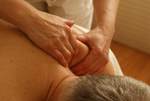 What types of massage does a spa offer?